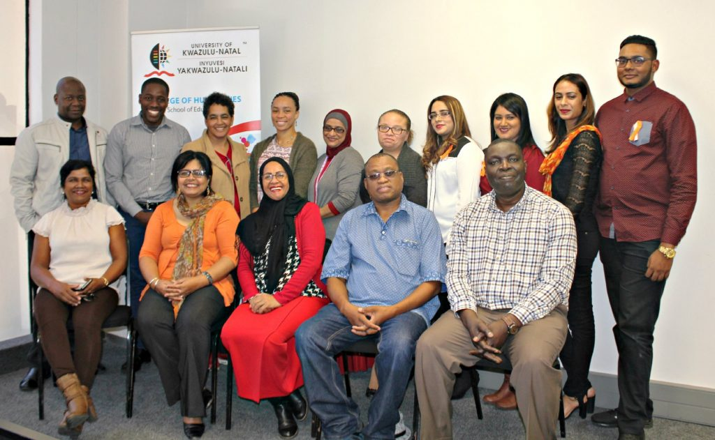 Participants in the Learning Barriers Workshop.