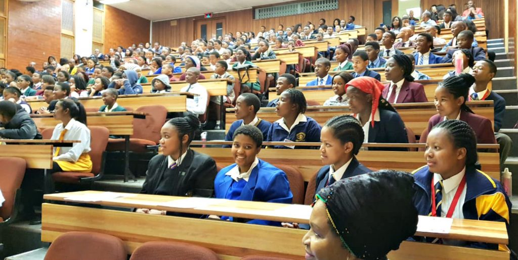 School of Education Hosts Masakhane Youth Leadership Course