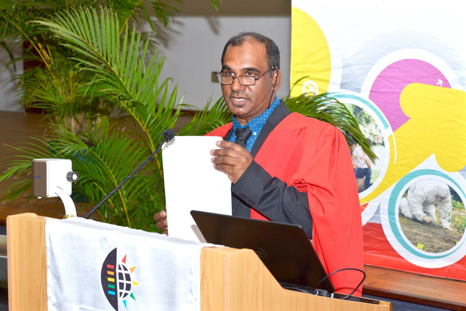 Inaugural Lecture Tackles Teaching & Transforming Education