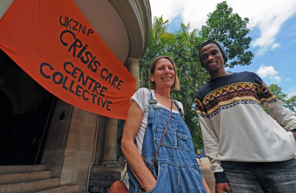 Crisis Care Centre Collective Opened by Students & Staff at UKZN's PMB Campus