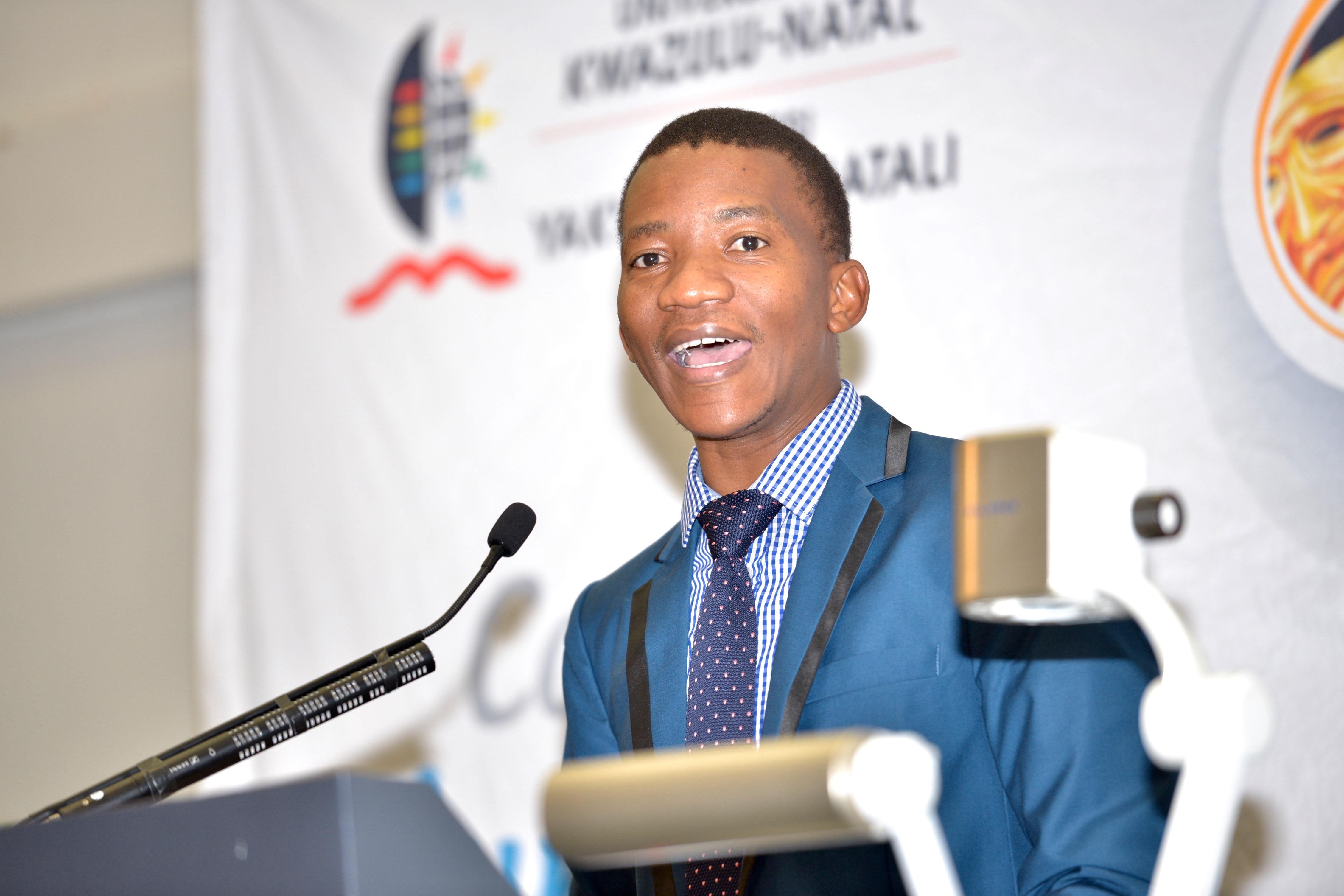 Professor Thabo Msibi