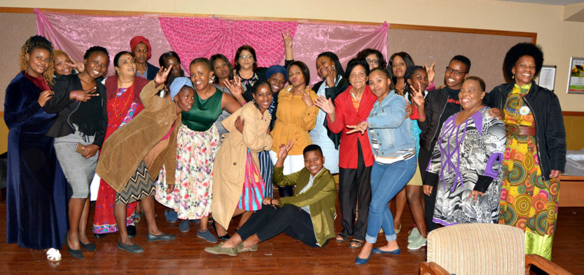 The School of Education's Women's Month Inter-Generational Discussions.