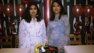 Twins Sonil and Sajil Ramharak.